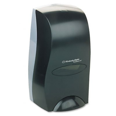In-Sight Liquid Soap Dispenser, 800ml, 6-1/8w x 4-7/8d x 10-3/8h, Smoke/Gray