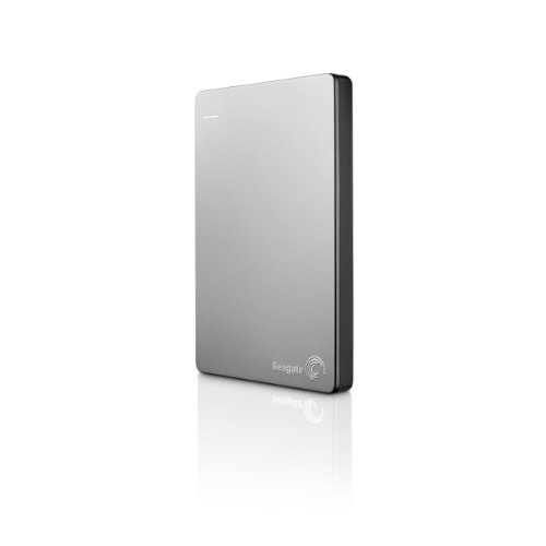 Seagate Backup Plus Slim 2 TB Portable External Hard Drive for Mac with Mobile Device Backup USB 3.0 (STDS2000100)