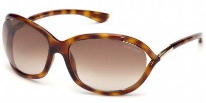 Tom Ford JENNIFER TF08 Sunglasses Color 52F