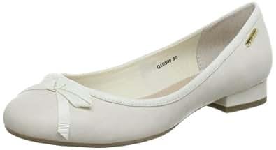 Esprit Q10309, Ballerines femme - Beige (Shell Beige 277), 40 EU