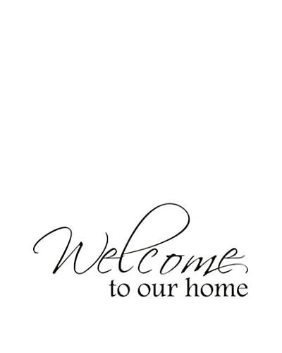 LO+DEMODA Vinilo Decorativo Welcome Home