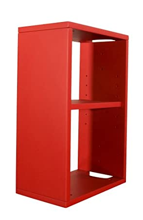 Stash Box Video Gaming Accessories Storage - Red