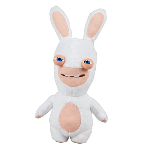 McFarlane Toys Rabbids Series 1 Plush With Sound Sly Rabbid Figure - 1