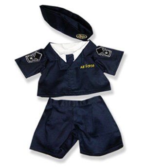 Air Force Outfit Teddy Bear Clothes Fit 14