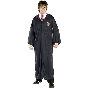 Harry Potter Robe Costume - Standard - Chest Size 40-44