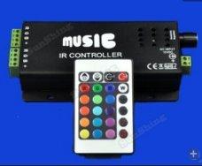 Miyole 24 Key IR 2.4G Music Controller 24Key Remote control RGB DC12-24V