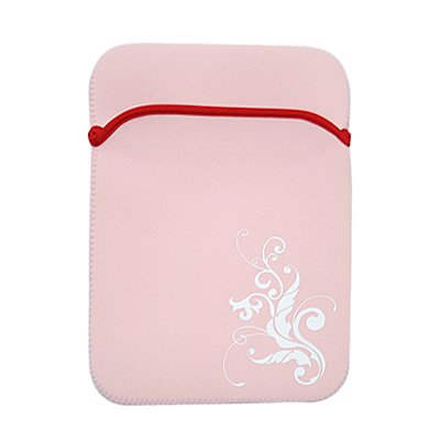 Light Pink Neoprene Sleeve for Apple iPad