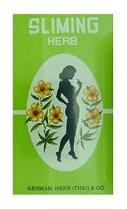 Amazon Com 50 Bags Slimming German Herb Sliming Tea Burn