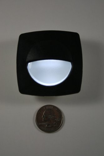 Led Courtesy Convenience Light - Flush Led Fixture For Auto, Truck, Rv, Car, Boat And Aircraft