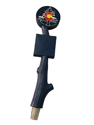 Home-supplies Resin Blue Bar Beer Tap Handle (Beer Tap Handle Angry Orchard compare prices)