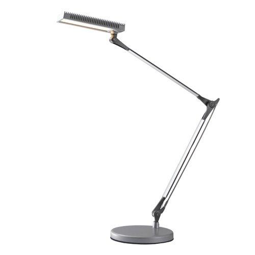 High Power 18 Watt LED Desklamp Swing Arm Task Light 100-Watt Incandescent Replacement, LED Designer Limited Edition, Bright White DESV41