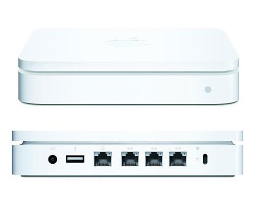 Apple Airport Extreme Base Station (Simultaneous Dual-Band) (Mc340Ll/A)