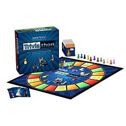 Triviathon Board Game