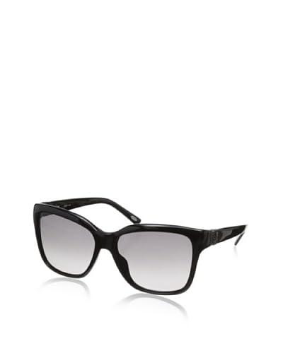 Loewe Women's SLW723 Sunglasses, Shiny Black