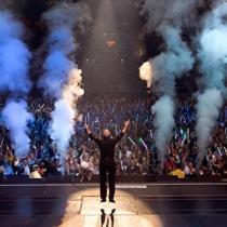 Pitbull Live In Concert