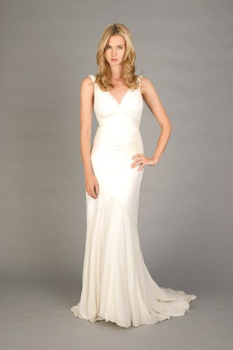 Ivory Bridal Gowns by Nicole Miller