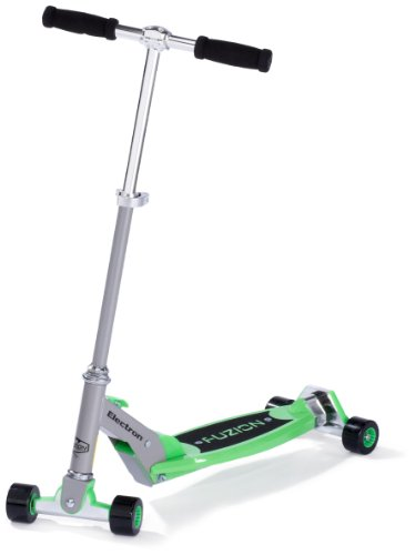 Street Surfing Fuzion Electron Scooter - Green