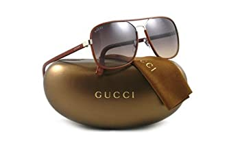 GUCCI SUNGLASSES GG 1943/S BROWN UYZED GG1943