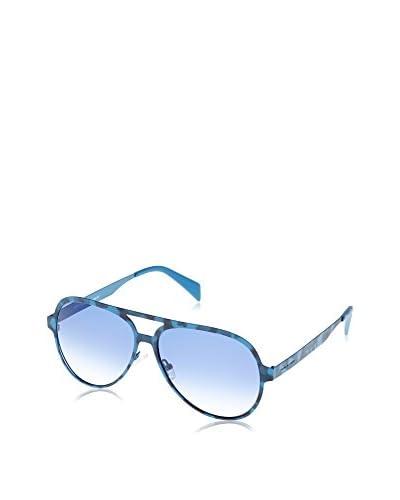 Italia Independent Gafas de Sol 0021 (58 mm) Azul