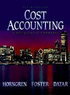 Cost Accounting - Text Only 10TH EDITION