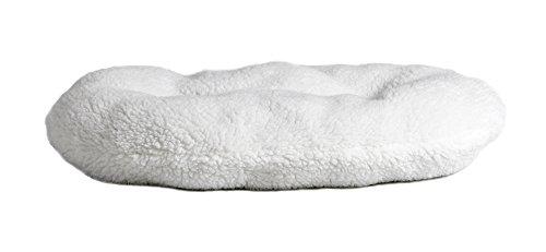 Midwest Quiet Time U-Design Large Sheepfleece Pet Bed Pillow