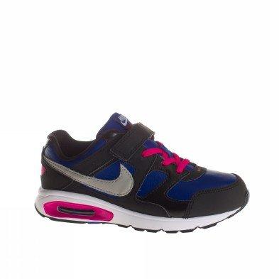 Nike Air Max Chase Leather 525378-400 Mädchen Schuhe Dunkelblau