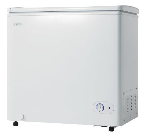 Danby DCF550W1 5.5 cu.ft. Chest Freezer - White