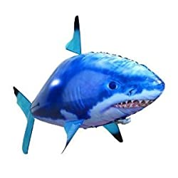 AIR SWIMMERS FLYING SHARK REMOTE CONTROL