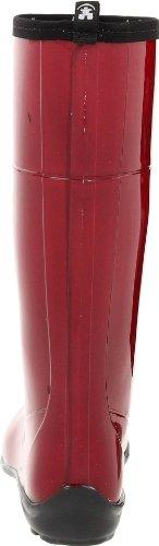 Kamik Women's Naomi Shoe, Red, 10 Medium US
