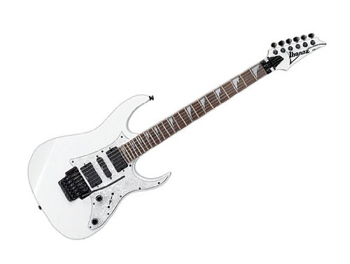 Ibanez RG350DXZ Electric Guitar in White