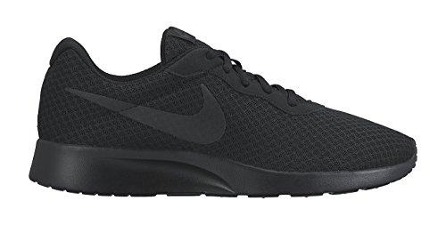 Nike Tanjun, Scarpe da Ginnastica Uomo, Nero (Black/Black/Anthracite), 44 EU