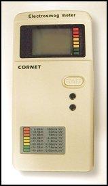 Cornet Ed-15C Radiofrequency Meter
