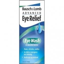 Bausch & Lomb Advanced Relief Eye Wash - 4 oz. (118 ml) (Advanced Relief compare prices)