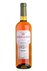 Marques De Alarcon Rosado 2010 - Case of 6