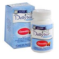 Bellybar (Nutrabella) Prenatal Vitamin, 60 Chewables ( Multi-Pack)