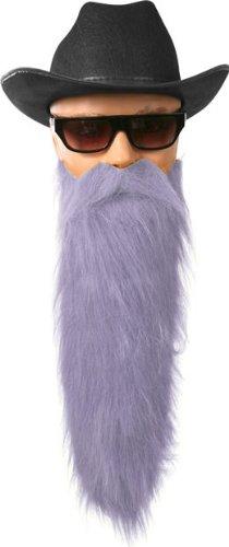 Men's Gray ZZ Top Costume Beard