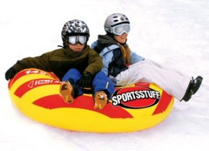 Buy 2 Person Air Flyer Snow Tube by KWI