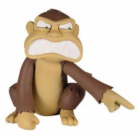 Picture of Mezco Family Guy 12-Inch Evil Monkey Action Figure (B000E3LDKE) (Mezco Action Figures)