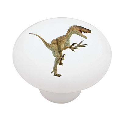 raptor-dinosaur-decorative-high-gloss-ceramic-drawer-knob