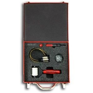 MAGNEPULL XP1000-DMC-4 Pro Kit Wire Fishing System w Red Metal Case  3 Mags +... by Magnepull