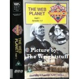 Doctor Who - The Web Planet - Double Video : Part 1: Episodes 1-3 [1965] [VHS]