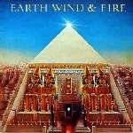 EARTH WIND & FIRE. ALL 'N ALL. 1977 CBS VINYL LP.