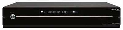 Humax iCord HD DVB-S/ricevitore HDTV e DVR