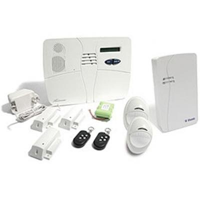 Smarthome 73903W SecureLinc Wireless Home Security System, White