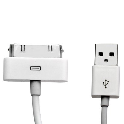 Iphone/Ipod Touch/Nano Kabel+USB/ 3GS 3G 4 / 4S Kabel Neu