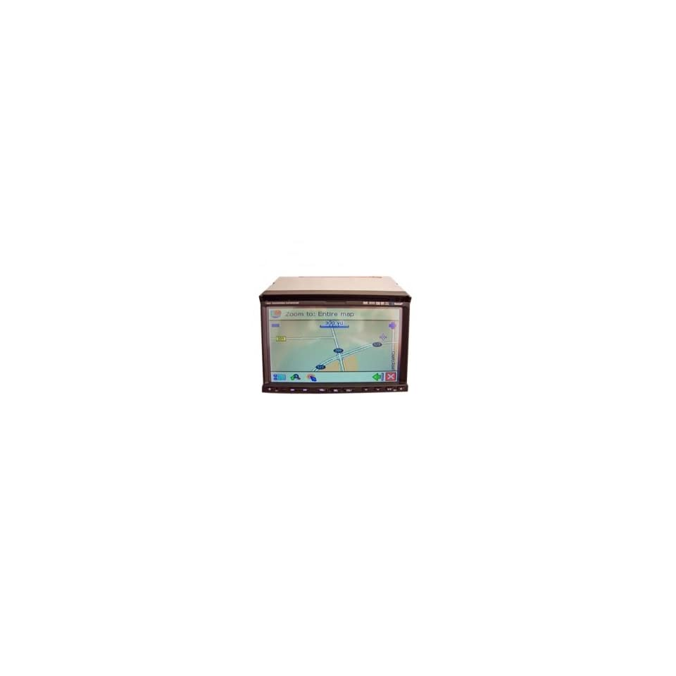 7 inch Touch Screen 2 Din In Dash Car DVD Player Built in GPS Function RDV 700S G (SZC330)