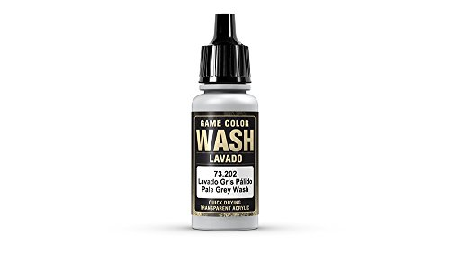 Vallejo Pale Gray Wash, 17ml