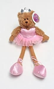 Ballet Bear - This is a perfect new friend for your Little Dancer!