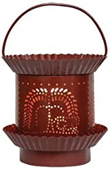 Wax Melter - Burgundy Willow Tree