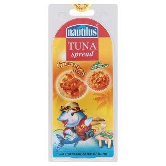 Nautilus Caribbean Style Flavoured Tuna Spread